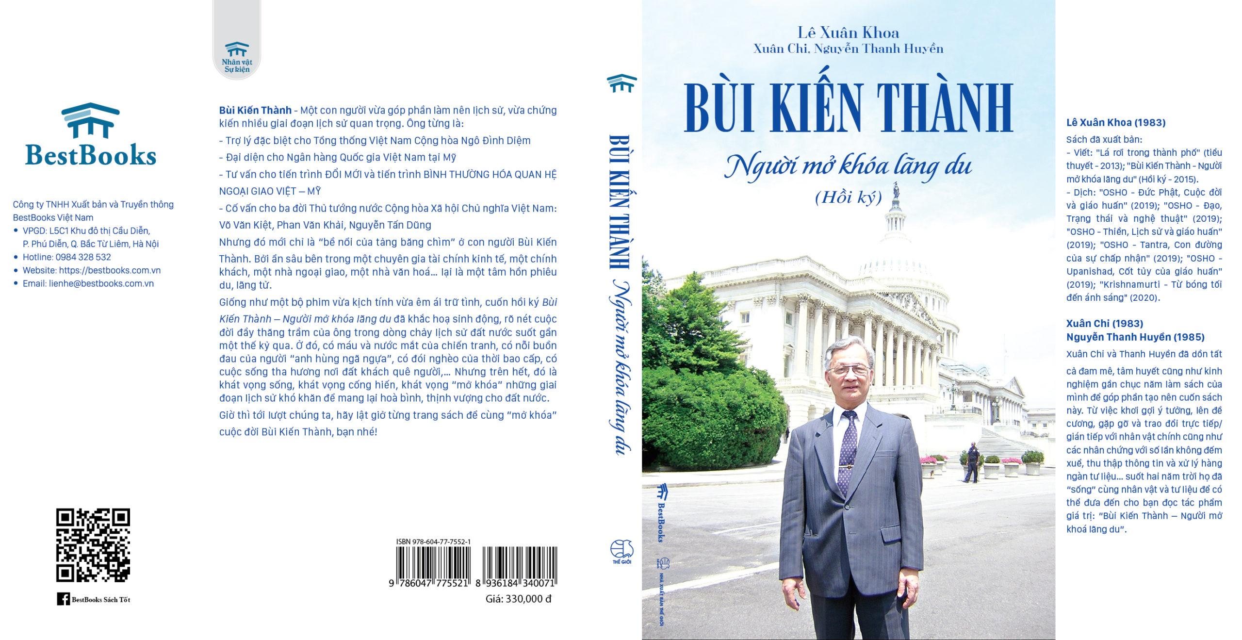 Hoi ky Bui Kien Thanh ban dac biet-bìa full